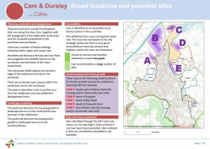 Open SDC plan review official consultation