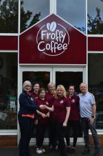 Froffy Coffee comes to Cam
