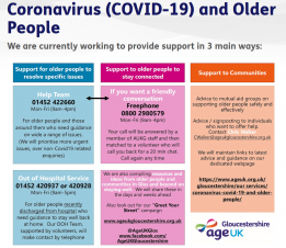 Age UK - information and support