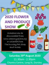 Cam and Dursley Flower and Produce show 2020